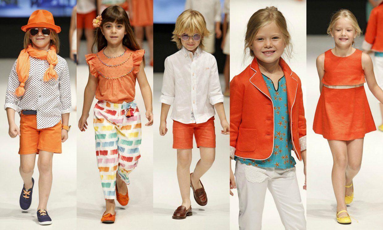 Cinco tendencias clave para vestir a los más pequeños de la casa la próxima primavera-verano