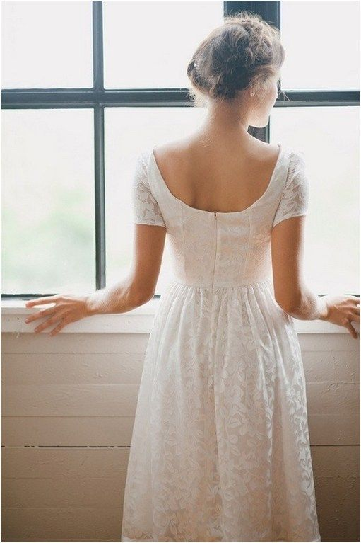 160 simple summer wedding dresses 2017 trends and ideas (31)
