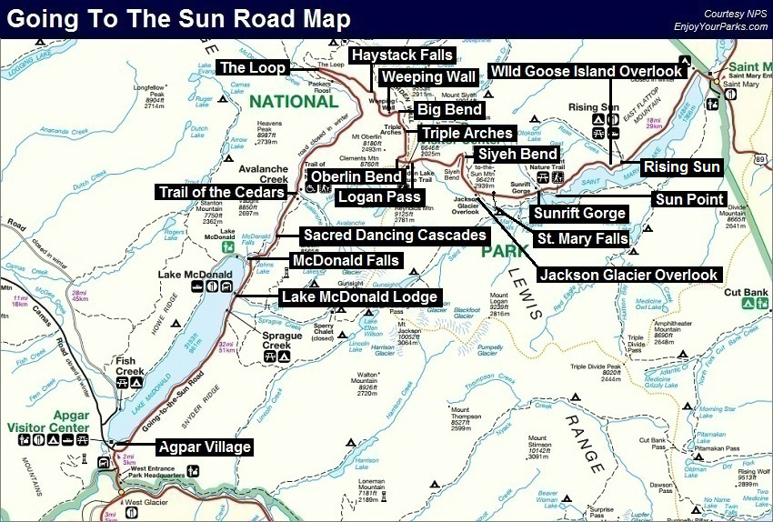 Going To The Sun Road, Glacier National Park Map | Family ... on going to sun road construction, sun road glacier national park map, going to sun road closure, going to sun road status, going to sun highway montana, sun park idaho map, waterfall glacier national park map, fairy tail world map, glacier park lodging map, going to the park, roads end park logan road map, going sun road topo map, road the shining hotel location map, glacier national park driving map, to the sun road mt map, road to hana hawaii map,