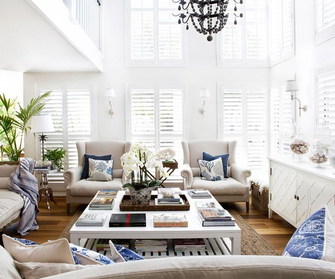 Hamptons Style Comes To Life In This Perth Home