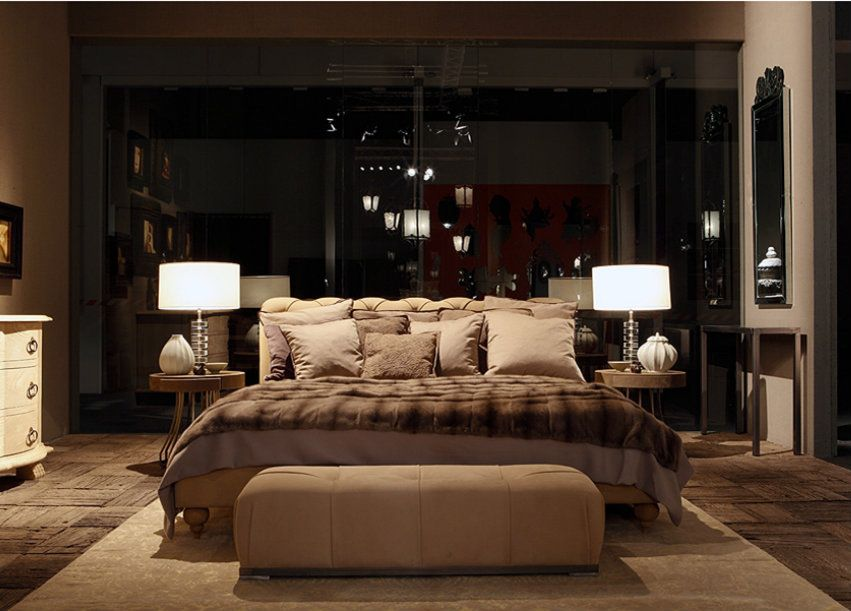 top 10 luxusbetten f r schlafzimmer moderne zimmer. Black Bedroom Furniture Sets. Home Design Ideas