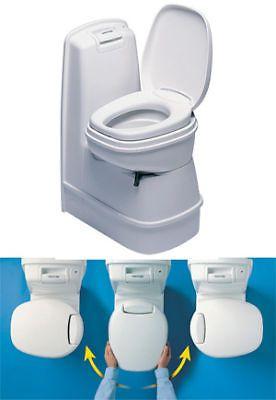 Thetford C200CW Cassette Toilet C200CW, Manual Flush For Caravans ...