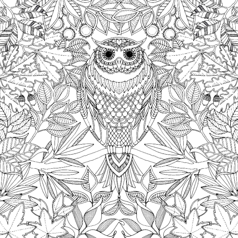 Extrem Pour imprimer ce coloriage gratuit «coloriage-pour-adultes-3  VT03