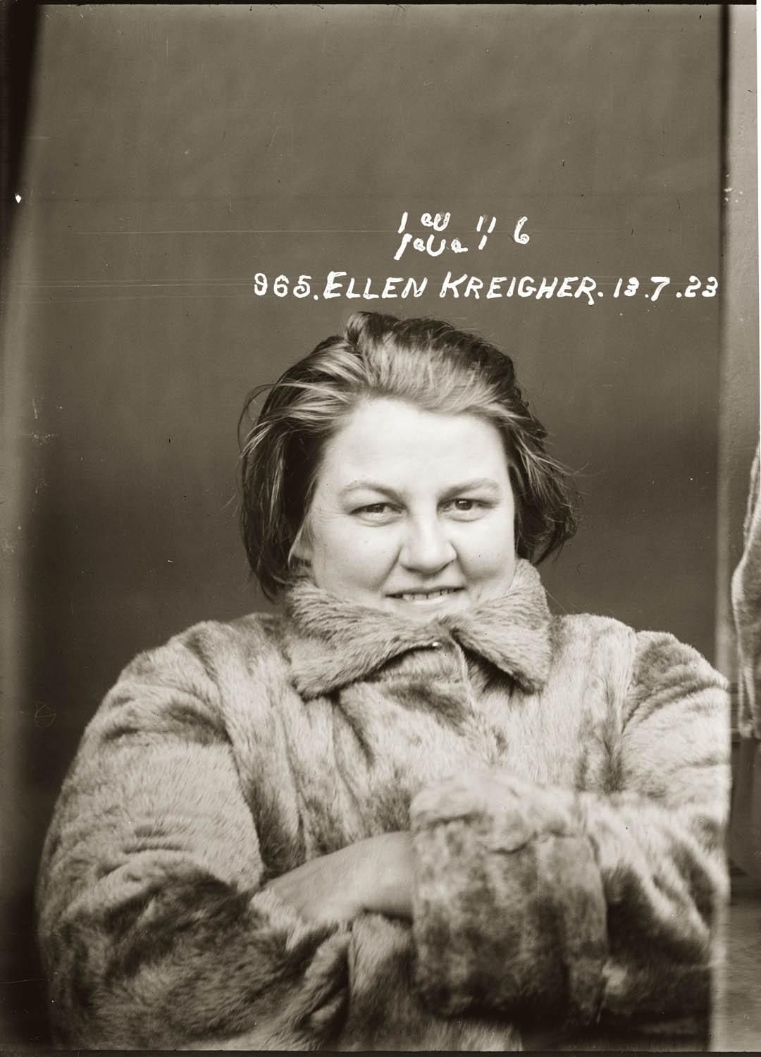 The vintage mugshots of shoplifters bank robbers and murderers from - Find This Pin And More On 1920s Mugshots By Heatherface