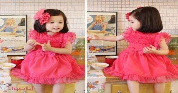 الموضة فساتين اطفال بنات ناعمة وراقية لكل المناسبات Girly Dresses Flower Girl Dresses Summer Dresses