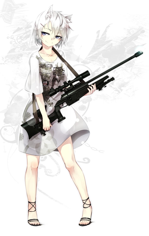 Pin by 坂本 美緒 on Anime Girls (Girls n Guns) Pinterest Anime