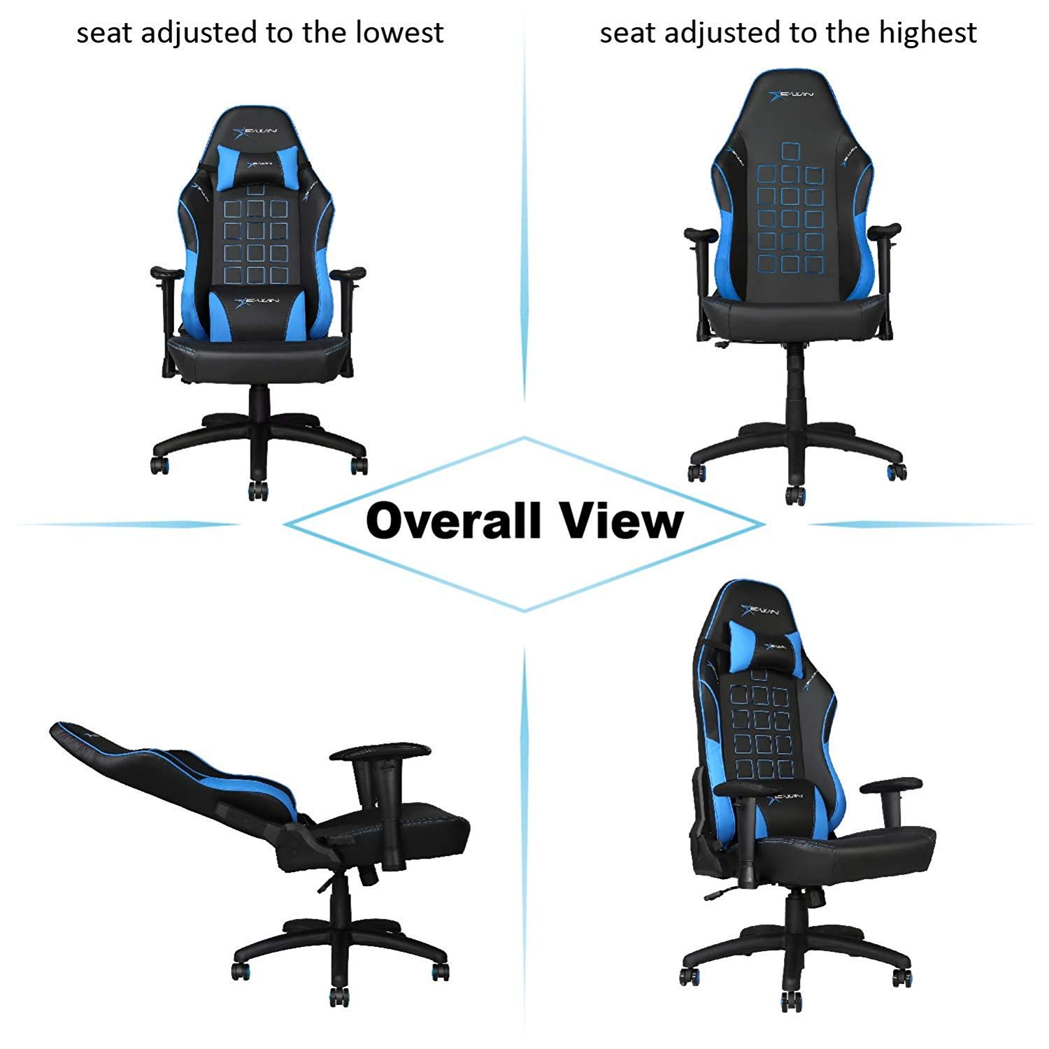 Best Budget Gaming Chairs For Comfortable Gaming Sessions
