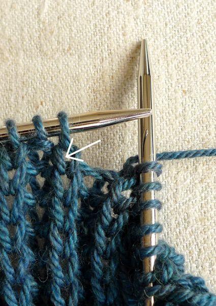 066ac495889 Apprendre la technique pour tricoter un foulard en laine par soi même