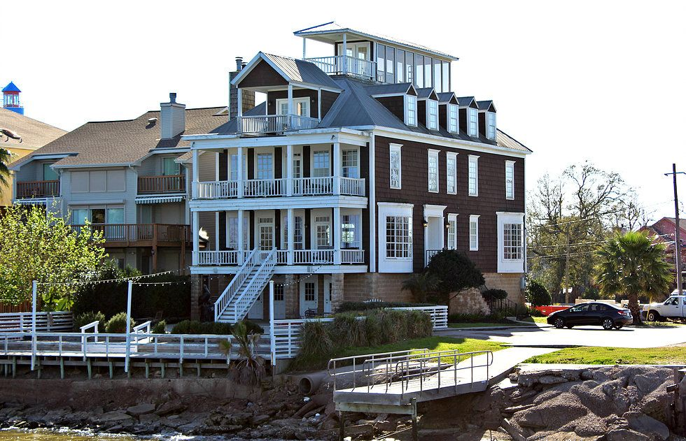 Captain's Quarters is an adult only bed and breakfast