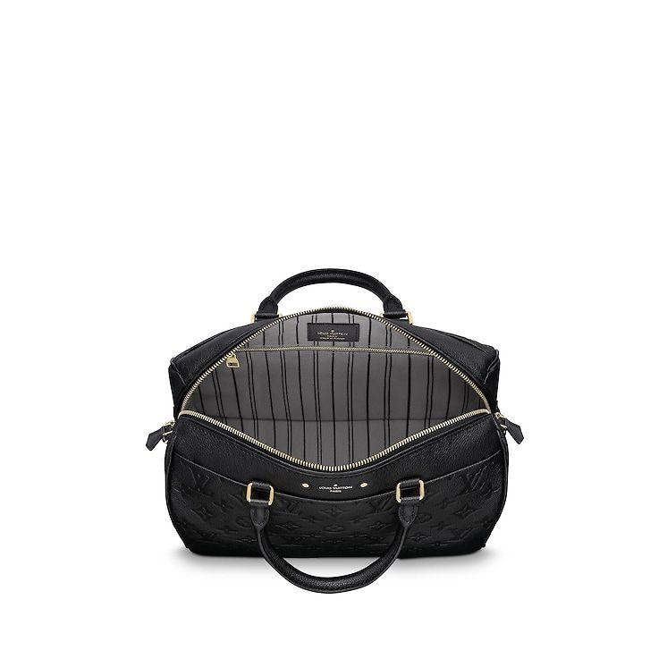 af9b51eb4c19 View 2 - Monogram Empreinte Leather HANDBAGS Top Handles Speedy Bandoulière  30