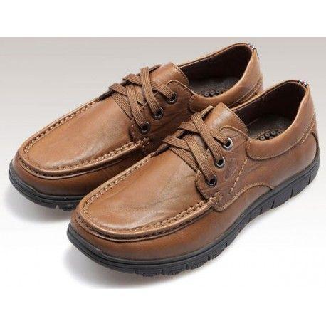 camel active men's business casual comfortable shoes