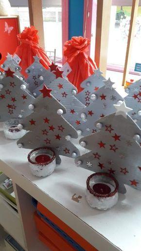 Épinglé par marie cecil sur decorations de Noël | Bricolage de