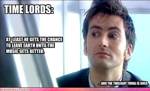 The only reason that Time Lords have it good