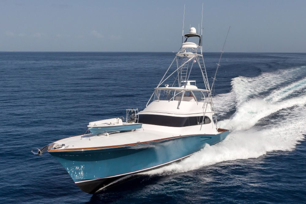 Marlin fishing boat images galleries for Sport fishing boats