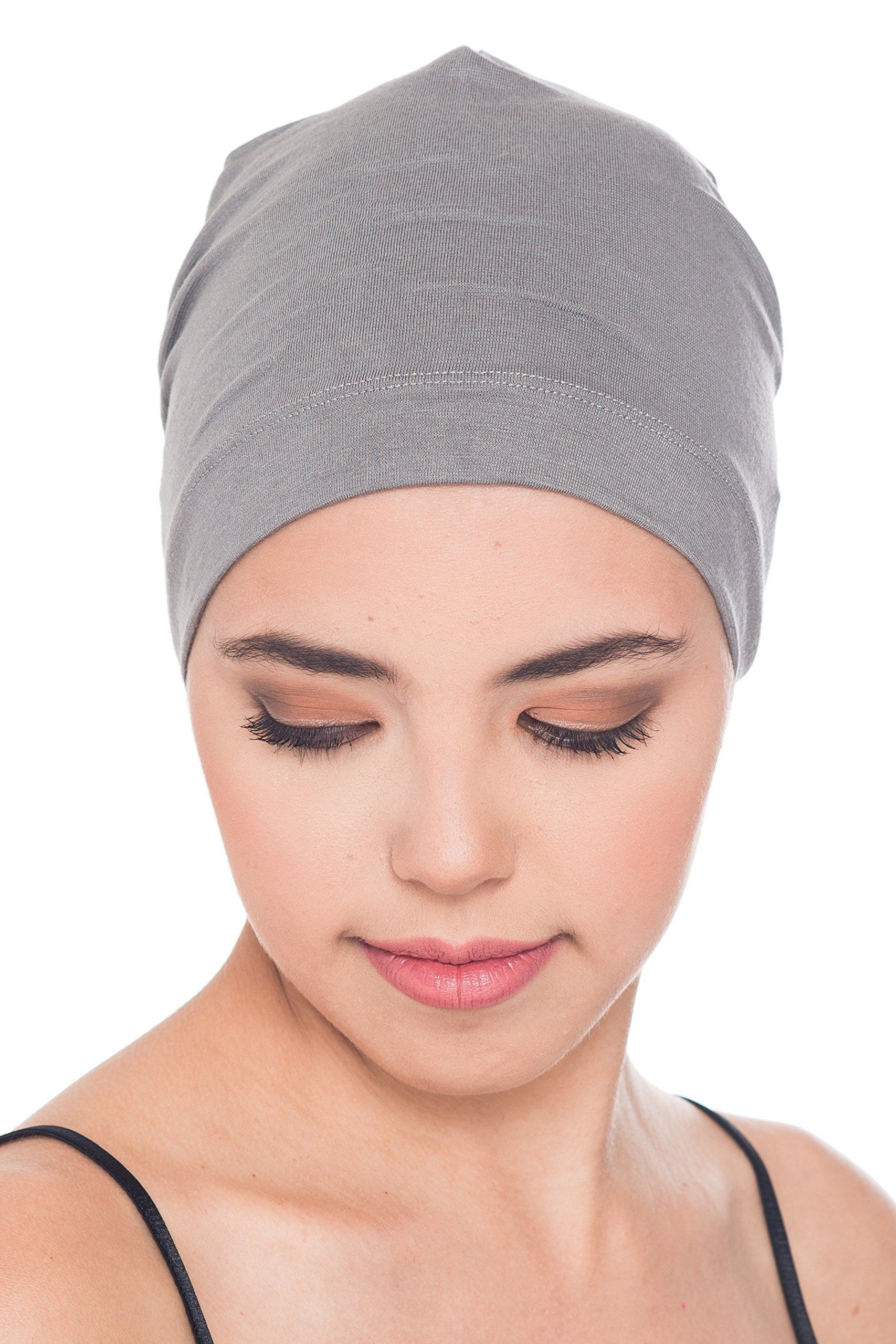 Unisex Essential Cotton Indoor Caps for Chemo, Hair Loss