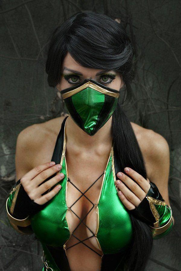 Mortal Kombat Jade Cosplay Mortal Kombat Cosplay Mortal