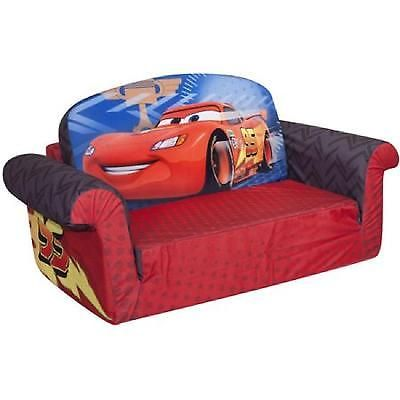 Beautiful Kids Flip Open Sofa Cars Toddler Lounger Bed Chair Furniture Children Boys  Seat