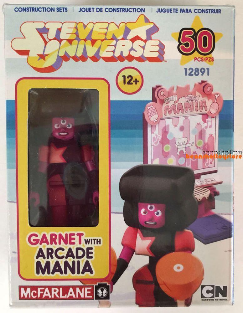 McFarlane STEVEN UNIVERSE Micro Construction Set 12892 Peridot /& Jailbreak 48pc
