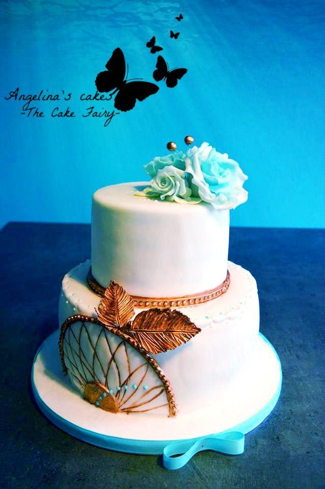 Dream Catcher cake my cakes Pinterest Dream catchers