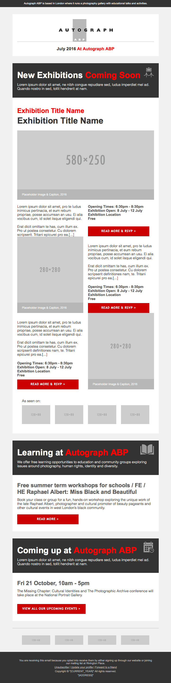 Cute Beautiful Html Email Templates Pictures Inspiration ...