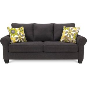 nolana charcoal sofa decorating pinterest charcoal sofa room rh pinterest com