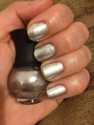 Mirror Mirror from Sephora Nail Wand in Silver