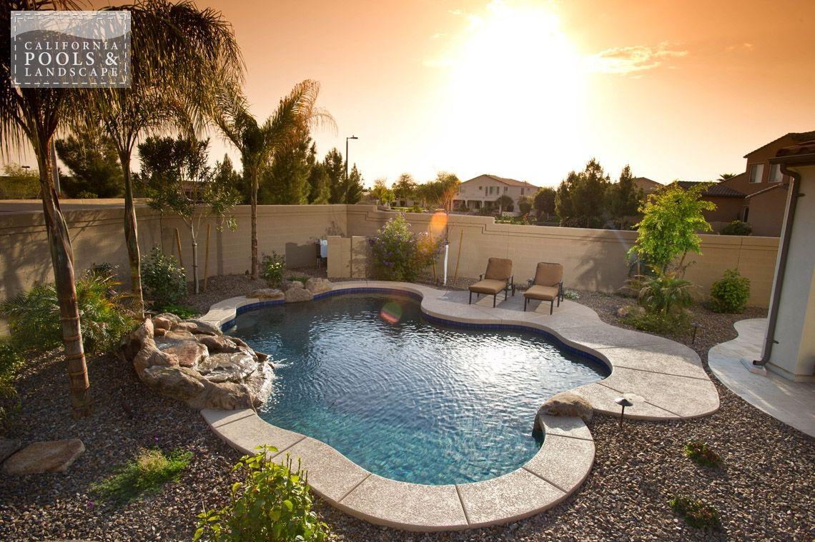 Swimming Pool by CPL Builders Phoenix Arizona - AZ Lifestyle ...