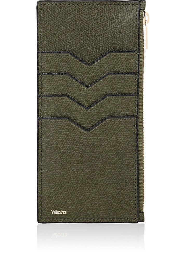 f70e352363f VALEXTRA Zip Card Case. #valextra #all | Valextra Men | Zip around ...