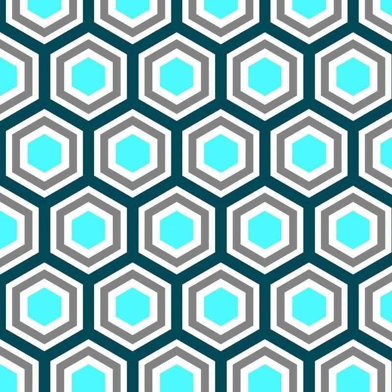 Pattern Cool Patterns Hexagon Pattern High Art