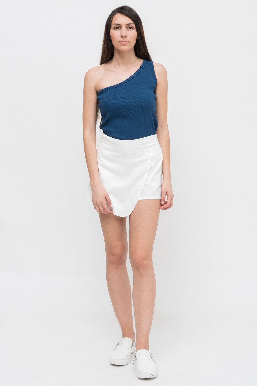 ONE SHOULDER TOP from Ozon Boutique