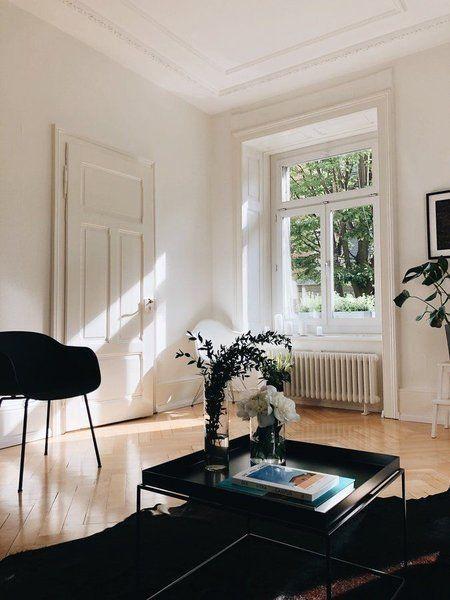Hereinspaziert! 10 neue Wohnunsgeinblicke auf #Wohnzimmer - farbe wohnzimmer ideen