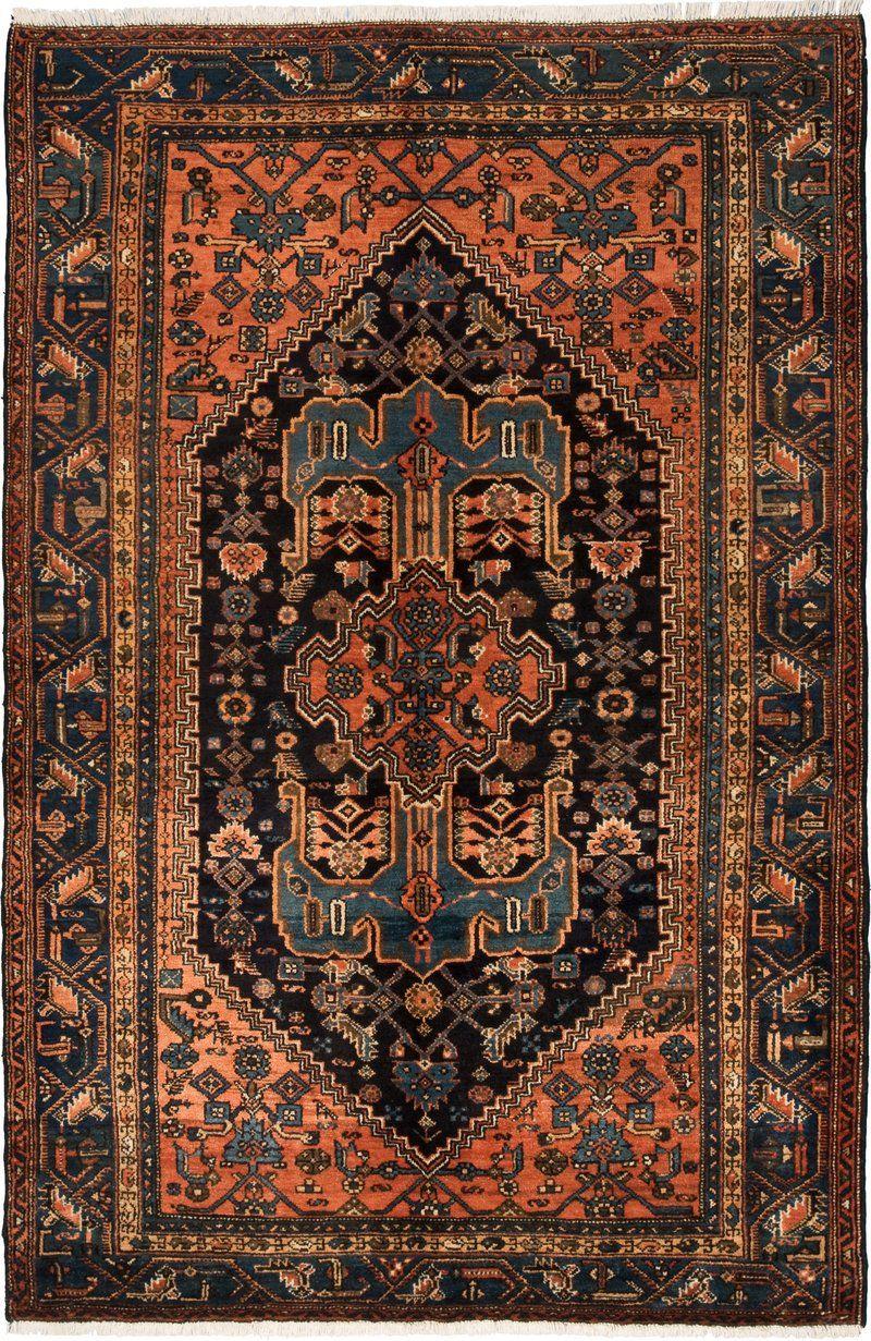 Tappeto Zangian Antico Dimensione 141x215 Rey Carpets