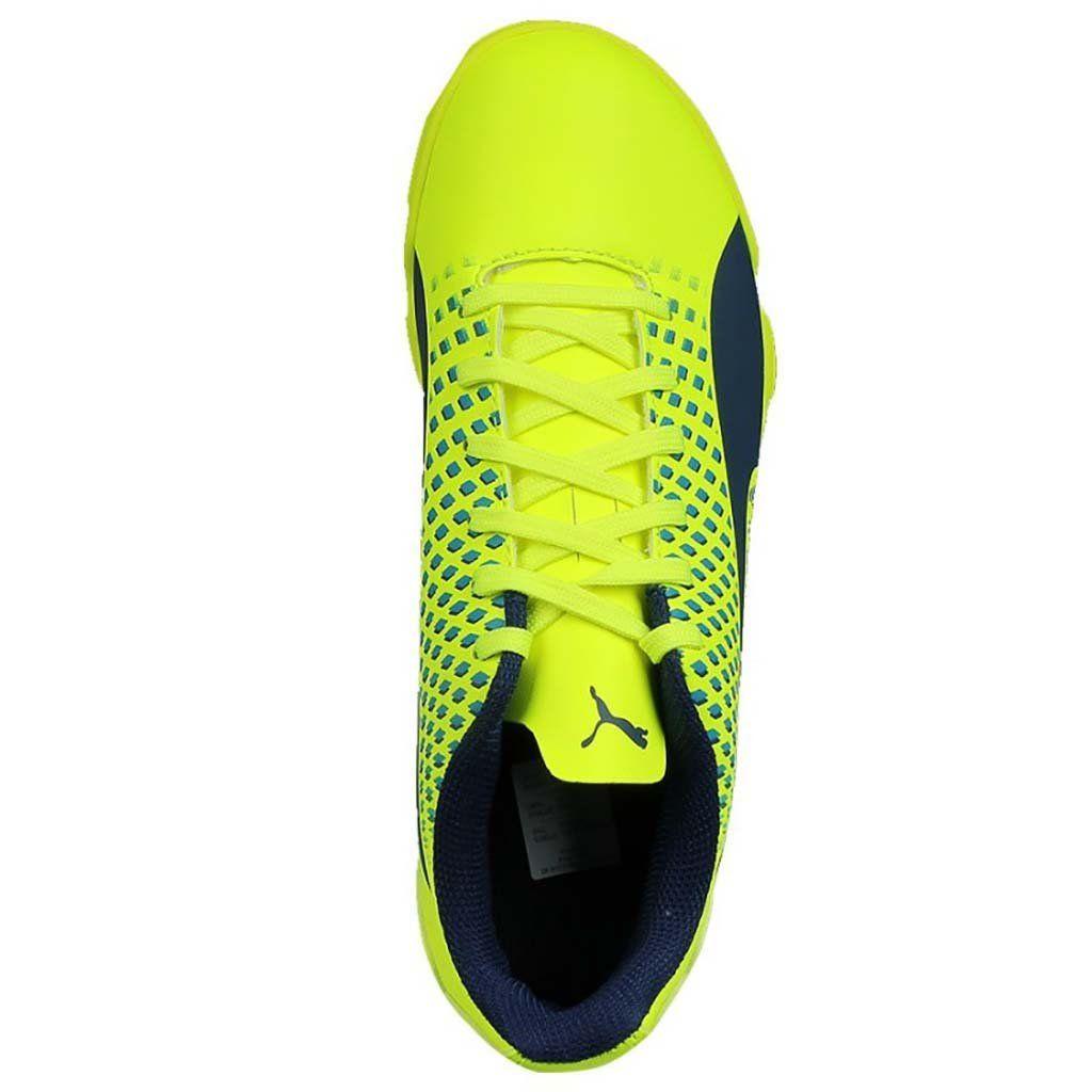 Puma Adreno Iii It Junior Chaussures De Soccer Interieur Enfant Football Shoes Sport Shoes Puma