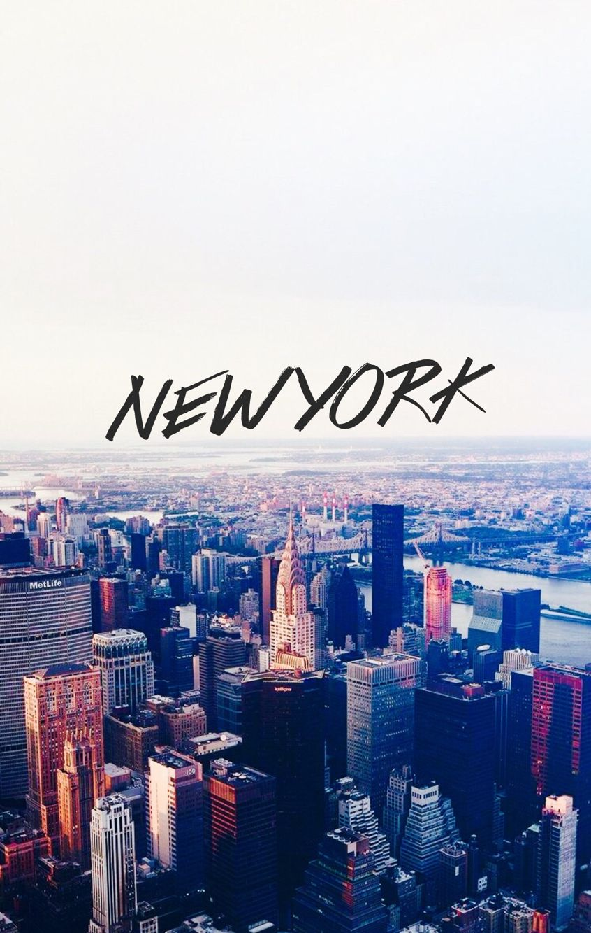 New York Background Wallpaper Quotes Made By Breelferguson