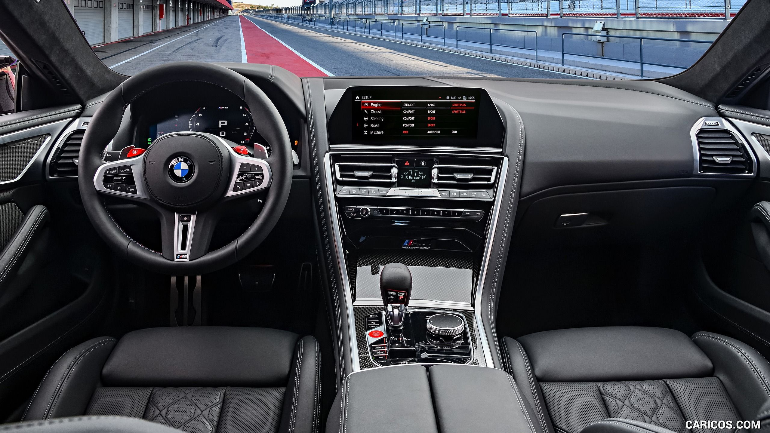 2020 Bmw M8 Competition Coupe Color Fire Red Interior Cockpit Hd In 2020 Bmw Coupe Bmw Interior