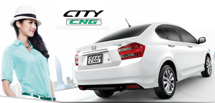 Honda City CNG Launched In India At Rs. 9.53 Lakhs Honda