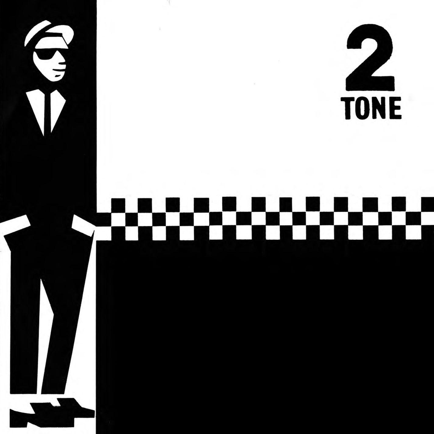 2 Tone Records Logo Aka Walt Jabsco Designed By Jerry