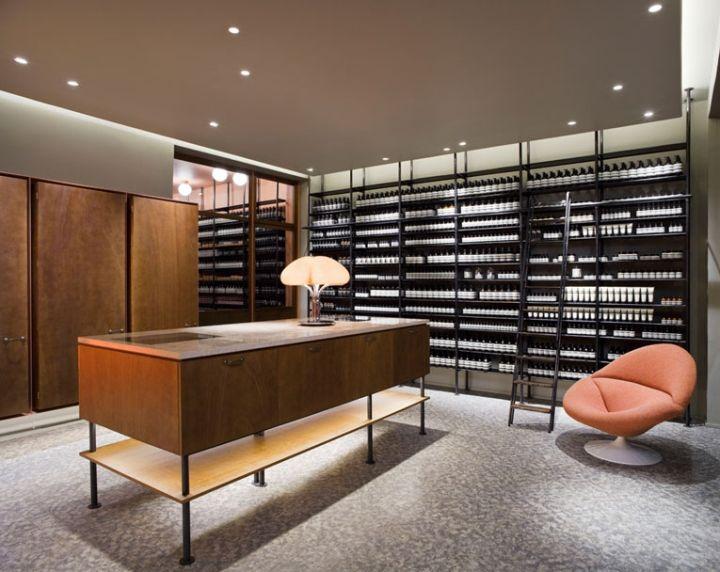 aesop store paris retail design blog aesop shopcommercial interiorscommercial - Commercial Interior Design Blog