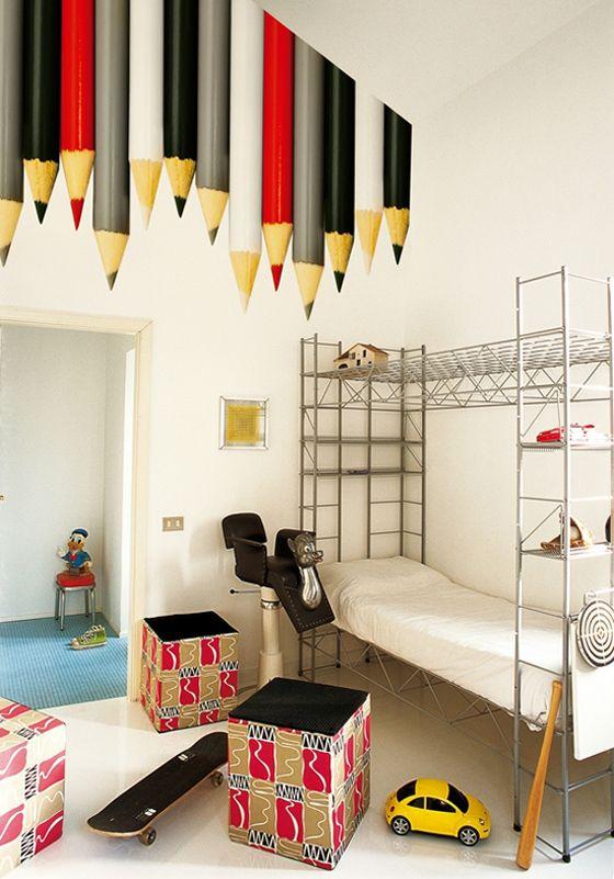 Wall dec wallpapers e carta da parati d 39 autore for Design delle camere dei bambini
