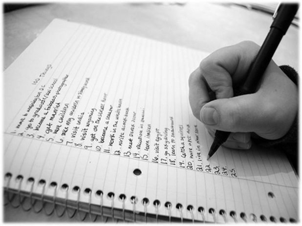 """Find Your Reasons: """"Make a list of three reasons why it is important for you to maintain great health and post your list where you can see it every day. This is your motivation to stay on track with..."""