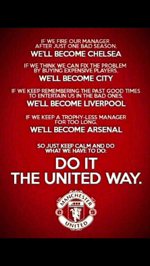 DO IT the UNITED Way...