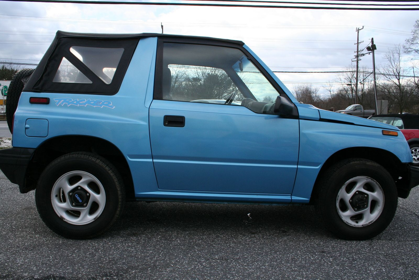 medium resolution of 1995 geo tracker 2 dr lsi 4wd convertible