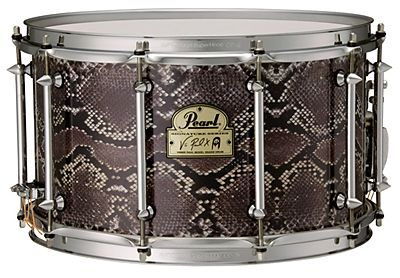Pearl Vinnie Paul 14 x 8 Signature