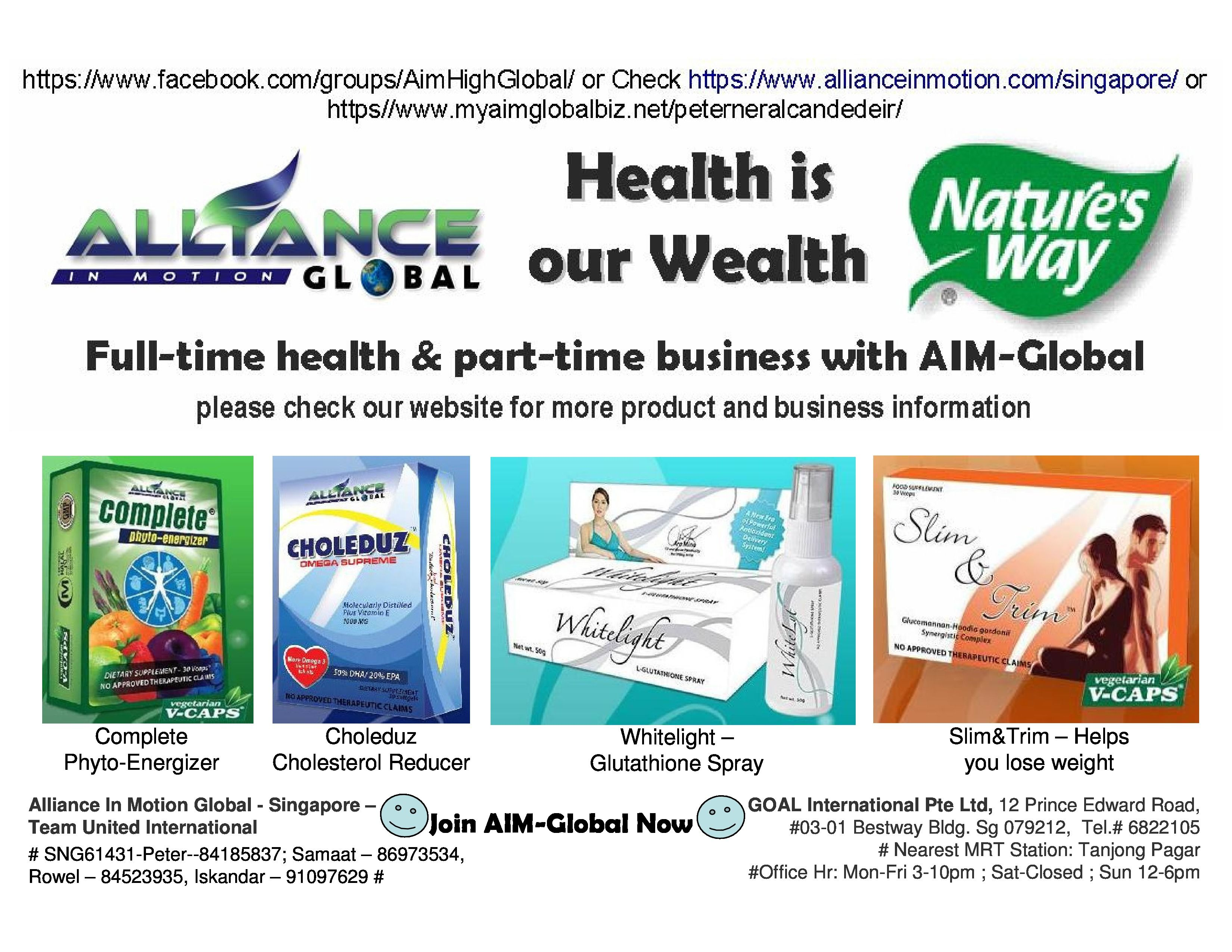health and wealth company