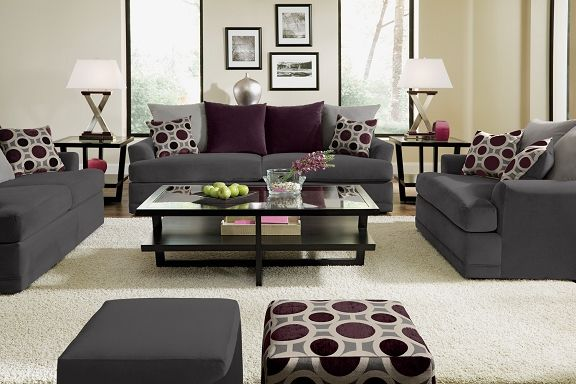 Berkeley Pewter Upholstery Collection