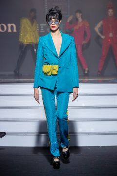 ON AURA TOUT VU Collection Couture Spring Summer 2018