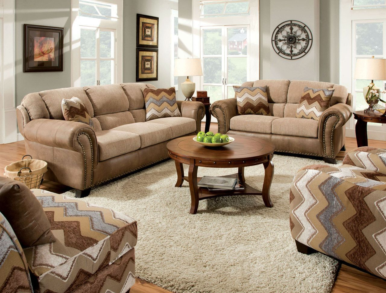 Best Sofa Sm5027 Sf Hereford Collection Sofa And Loveseat Set 640 x 480