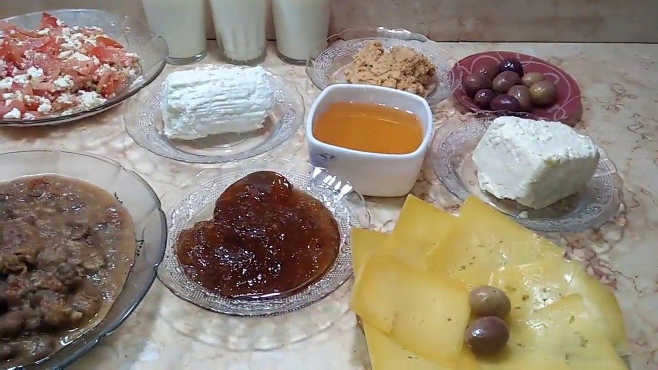 12فكرة اكلات سحور رمضان الاساسية عند المصرين Ramadan Suhour Cuisine Food Desserts Cheese