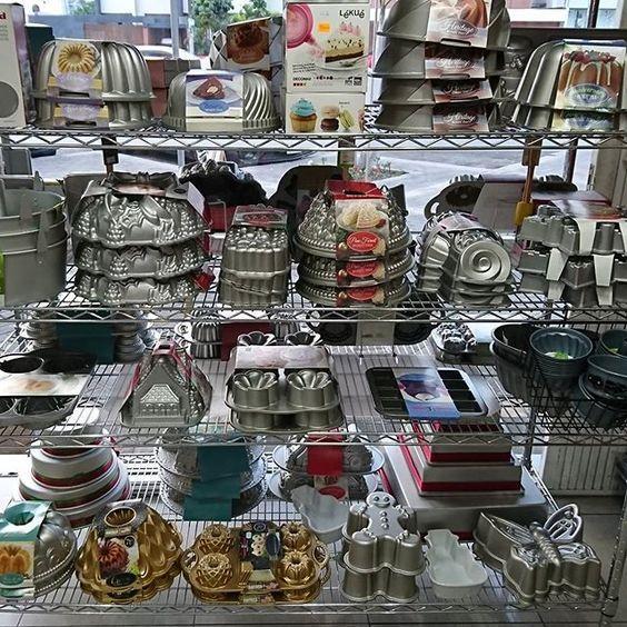 De tin marín... Muero por los Nordic Ware. Toda una colección en @lacuisineperu #NordicWare #yavienerecetanueva #lacuisineperu #colección