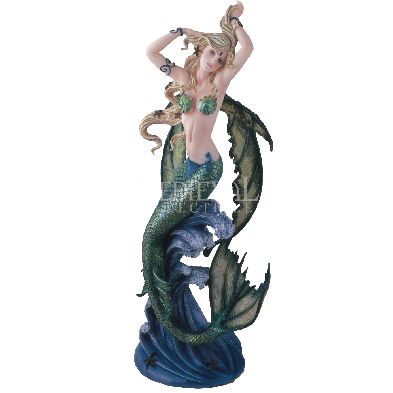 Faerie Statues Fairy Mermaid Statue In 2019 Master Bedroom Mermaid Fairy